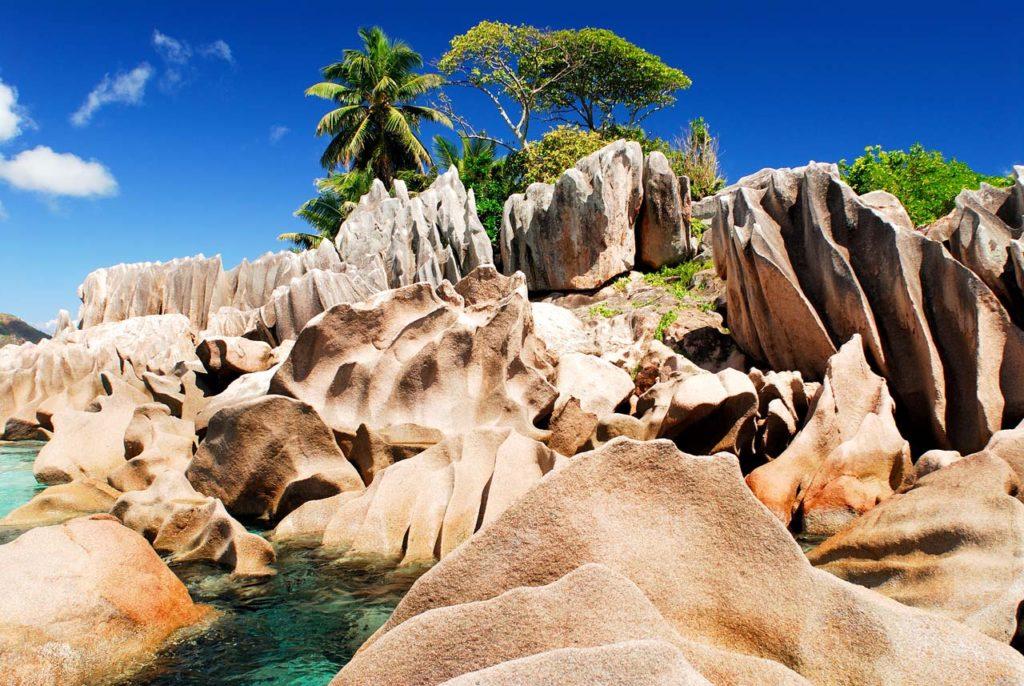 Seychellen, St. Pierre Raymond - atambo