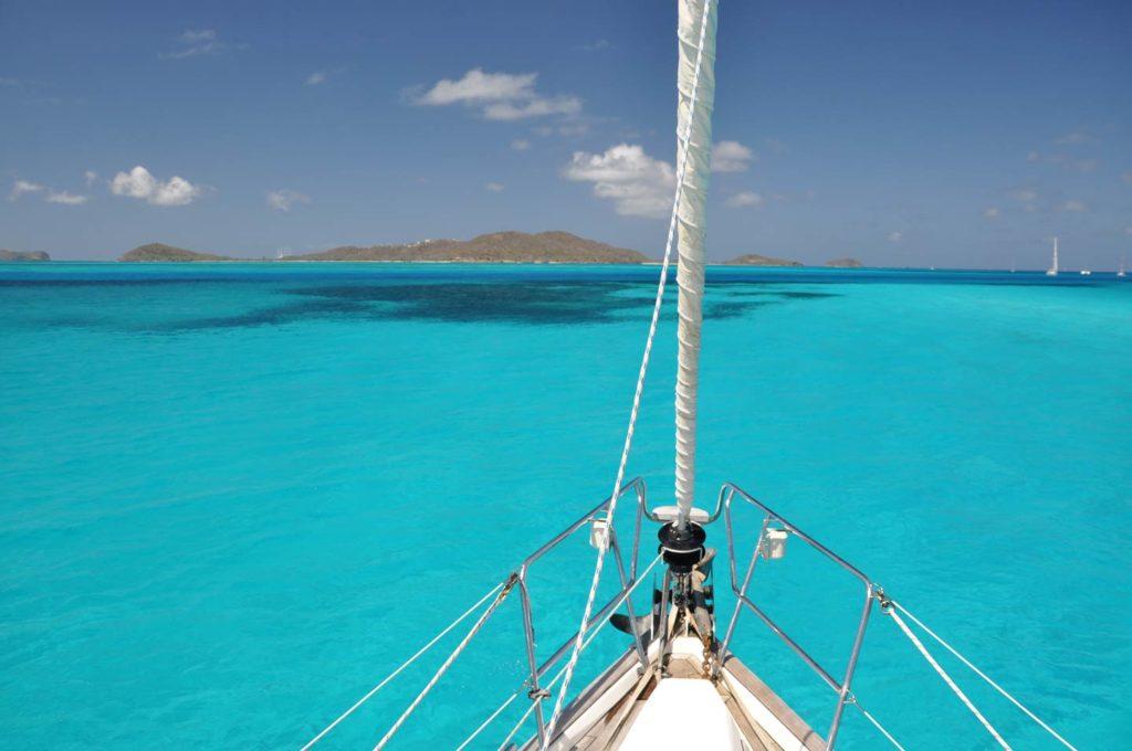 Segeln in den Buchten Karibik - atambo tours