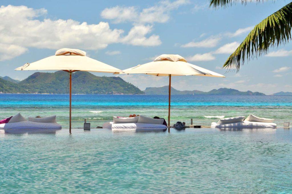 Strandurlaub Seychellen Flitterwochen