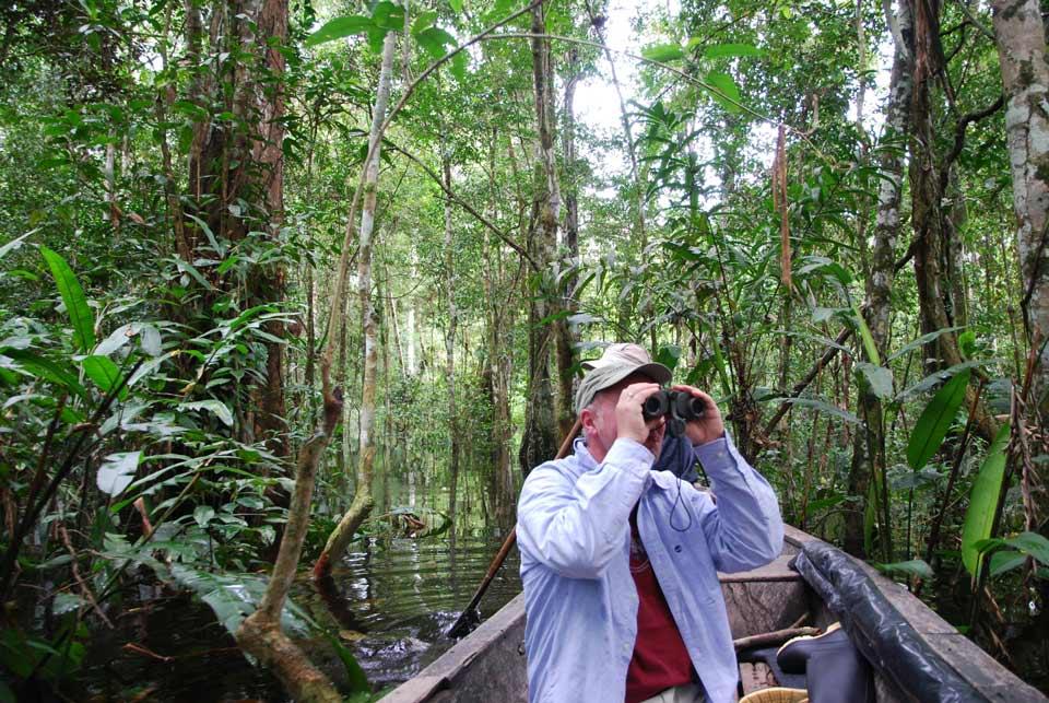 Amazonas-Expedition Boot