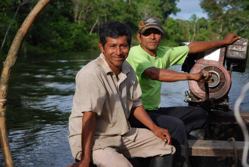 Amazonas-Expedition
