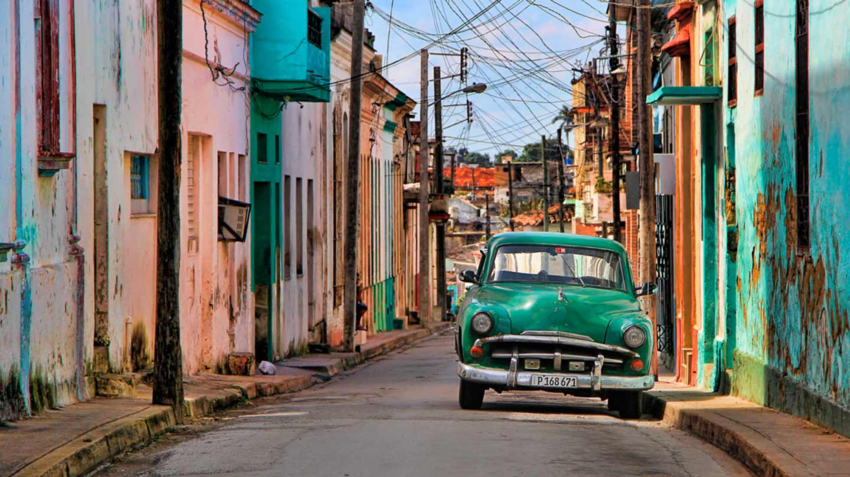 Oldtimer Havanna Kuba
