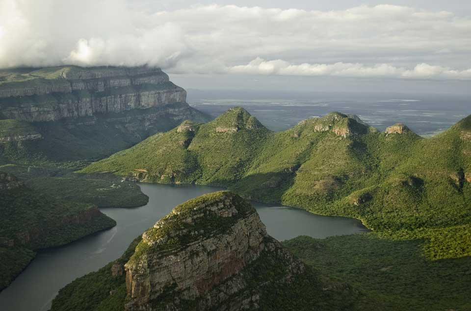 reise nach südafrika drakensberge