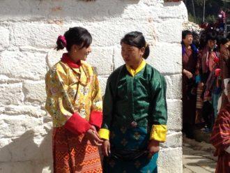 Bhutan Urlaub