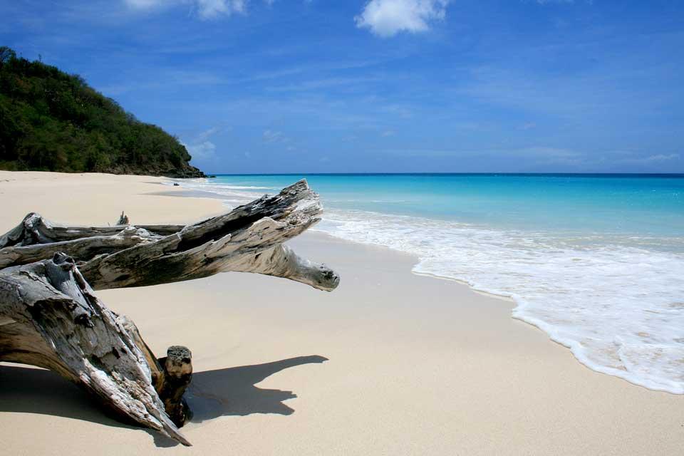 Karibik fryers Beach