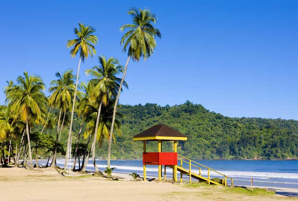 Karibik Trinidad MaracasBay