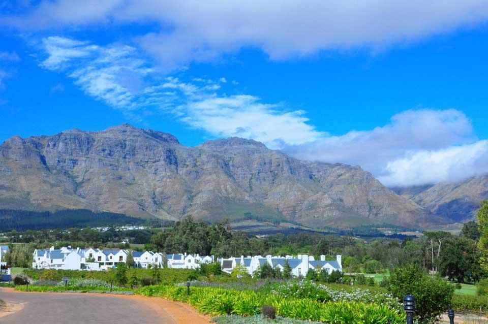 reise nach südafrika stellenbosch