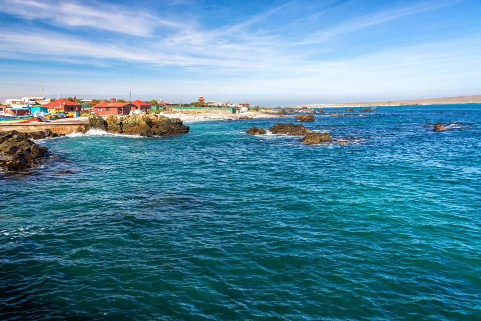 reise nach chile chile coast