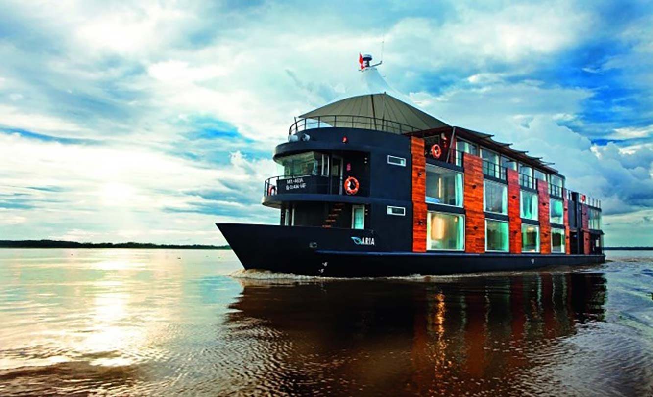 Amazonas Kreuzfahrt