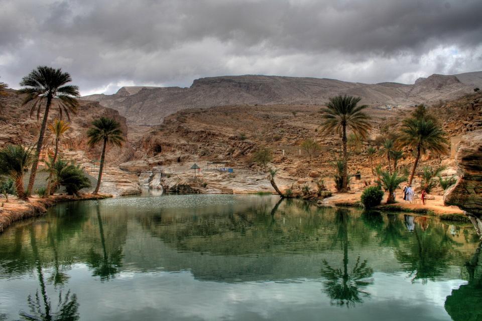 Oman Rundreise