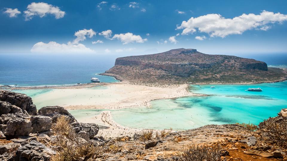 Kreta Urlaub - Balos